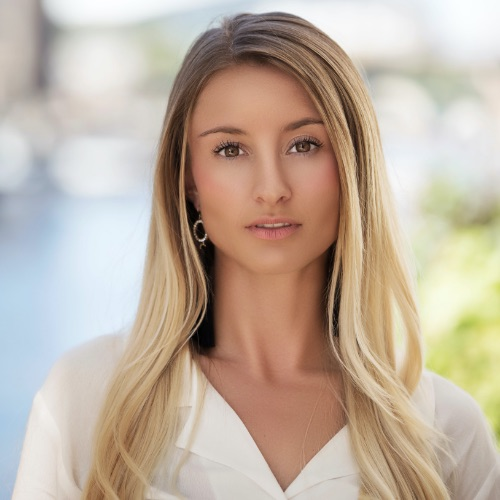 Headshot of Marleigh Petras